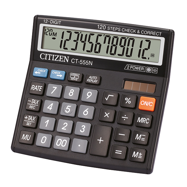 CITIZEN CT-555N