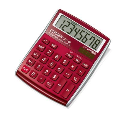 CITIZEN CDC-80RDWB. Desktop calculator